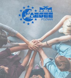 AEGEE-Poznań rekrutuje. Nie przegap okazji, aby zostać naszym członkiem! Zapraszamy też na praktyki studenckie!