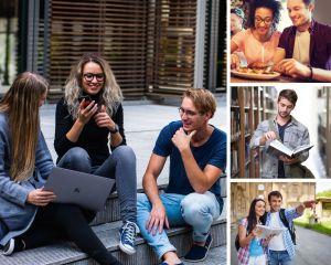 Chcesz spędzić semestr lub dwa na uczelni za granicą? Skorzystaj z Erasmus+.
