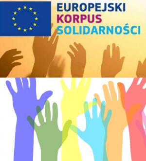 Wolontariusz czy lokalny lider? Sprawdź, jakie działania możesz podjąć w ramach Europejskiego Korpusu Solidarności.